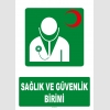 AT1129 - Sağlık ve Güvenlik Birimi
