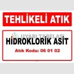 A060102 - Hidroklorik asit