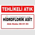 A 060103 - Hidroflorik asit