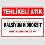 A 060201 - Kalsiyum hidroksit