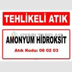 A 060203 - Amonyum hidroksit