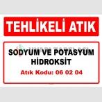 A 060204 - Sodyum ve potasyum hidroksit