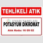 A160902-2 - Potasyum dikromat