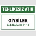 A200110 - Giysiler