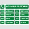 AT1222 - Acil Durum Telefonları
