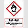 GHS1019 - Yangına yol açabilir veya yangını şiddetlendirebilir, oksitleyici (H270)