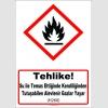 GHS1034 - Tehlike, Su ile temas ettiğinde kendiliğinden tutuşabilen alevlenir gazlar yayar (H260)