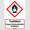 GHS1037 - Tehlike, Yangını güçlendirebilir, oksitleyici (H272)
