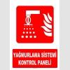 AT1234 - Yağmurlama (Sprinkler) Sistemi Kontrol Paneli