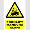 AT1245 - Forklift Manevra Alanı