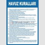 AT1278 -  Havuz Kuralları