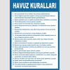 AT1281 -  Havuz Kuralları