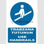 AT 1327 - Trabzana Tutunun, Use Handrails