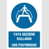 AT1377 - Yaya Geçidini Kullanın, Use Footbridge