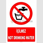 AT 1413 - İçilmez - Not Drinking Water