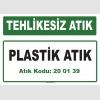 A 200139-1 - Plastik Atık