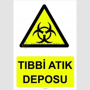 YT 7094 - Tıbbi Atık Deposu