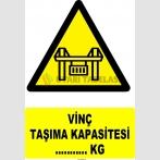 YT7138 - Vinç kaldırma kapasitesi ......kg