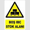 YT7224 - Boş IBC stok alanı