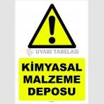 YT7177 - Kimyasal malzeme deposu