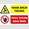 YT7192 - Yüksek Gerilim Tehlikesi, Trafoya Yetkiliden Başkası Giremez
