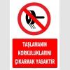 YT7232 - Taşlamanın korkuluklarını çıkarmak yasaktır