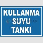 YT7463 - Kullanma suyu tankı