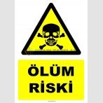 YT7516 - Ölüm riski - kuru kafa
