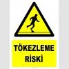 YT7518 - Tökezleme düşme riski