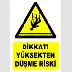 YT7524- Yüksekten düşme riski