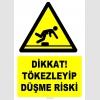 YT7521 - Dikkat tökezleyip düşme riski