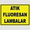 YT7586 - Atık Fluoresan Lambalar