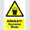 YT7615 - Dikkat sıçrama riski