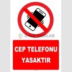 YT7792 - Cep telefonu yasaktır