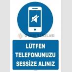 YT7799 - Lütfen telefonunuzu sessize alınız