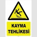 ZY1077 - Kayma tehlikesi