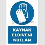 ZY1251 - Kaynak Eldiveni Kullan