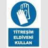 ZY1261 - Titreşim Eldiveni Kullan