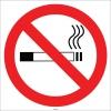 ZY1307 - Sigara içilmez işareti levhası