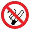 YT7414 - Sigara içilmez işareti, levhası