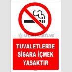 ZY1302 - Tuvaletlerde sigara içmek yasaktır