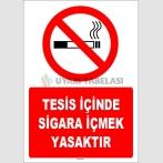 ZY1300 - Tesis içinde sigara içmek yasaktır