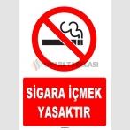 ZY1297 - Sigara içmek yasaktır
