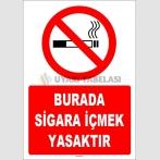 ZY1296 - Burada sigara içmek yasaktır