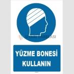 ZY1462 - Yüzme Bonesi Kullanın
