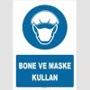 ZY1477 - Bone ve Maske Kullan