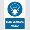 ZY1488 - Bone ve Maske Kullan