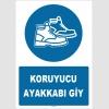ZY1517 - Koruyucu Ayakkabı Giy