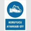 ZY1518 - Koruyucu Ayakkabı Giy