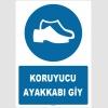 ZY1519 - Koruyucu Ayakkabı Giy
